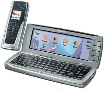 nokia 9500 series