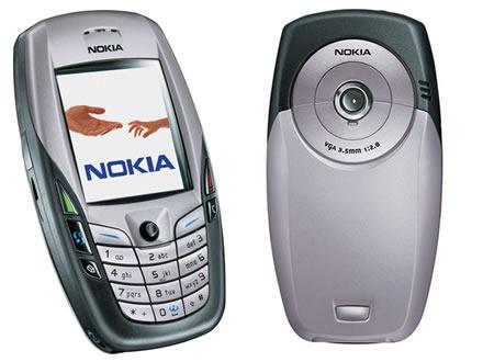 nokia 6600 series